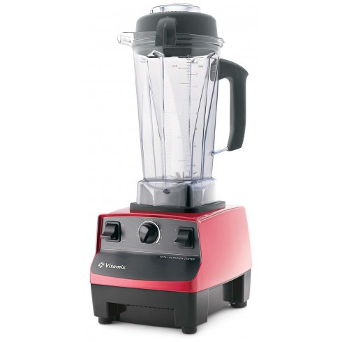 Vitamix TNC 5200 Blender  rood