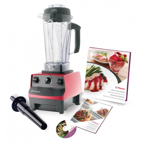 Vitamix TNC 5200 Blender  rood _2